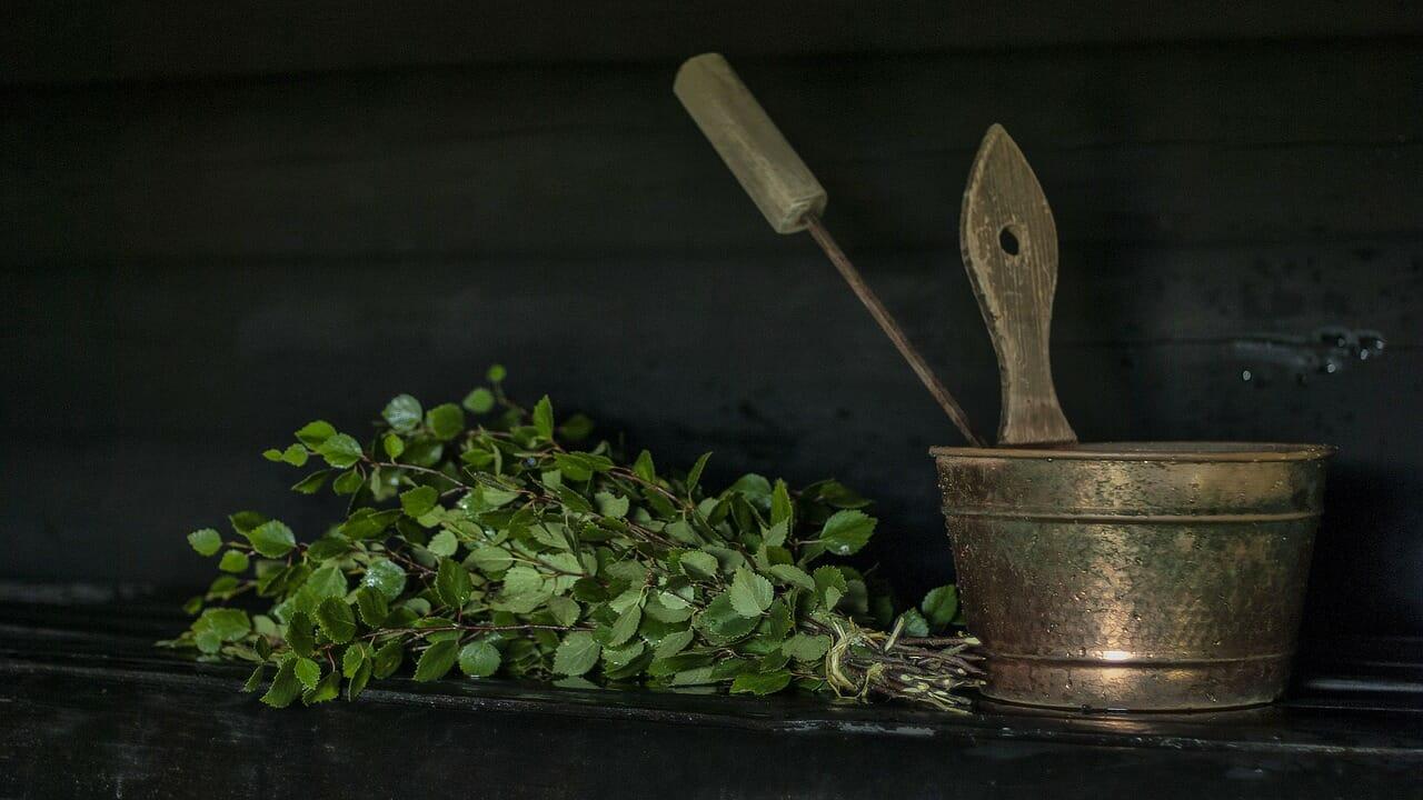 Otvorte sa účinkom fínskej sauny