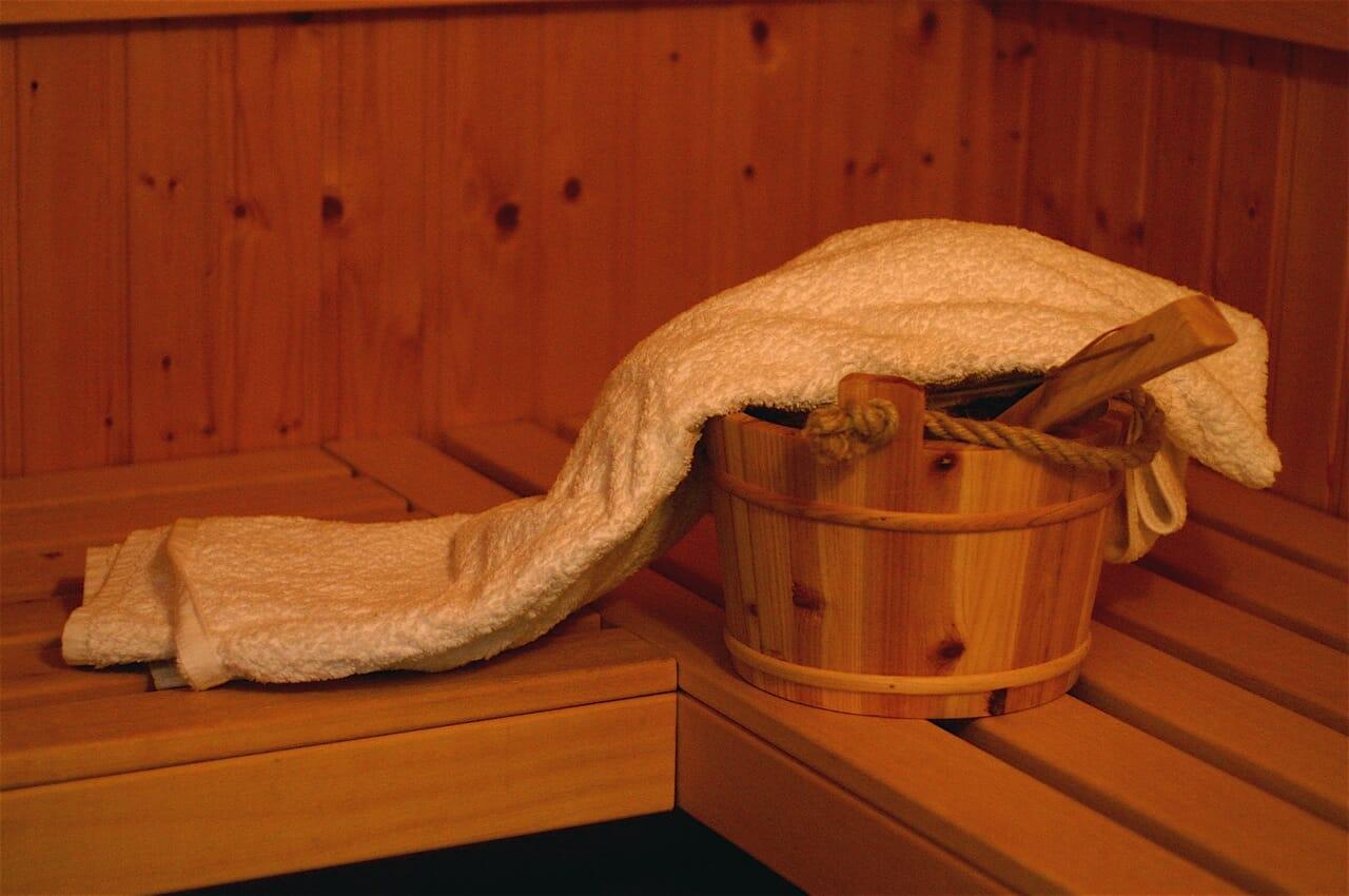 Sauna je obrovským prínosom pre zdravie, ak vieme ako na to