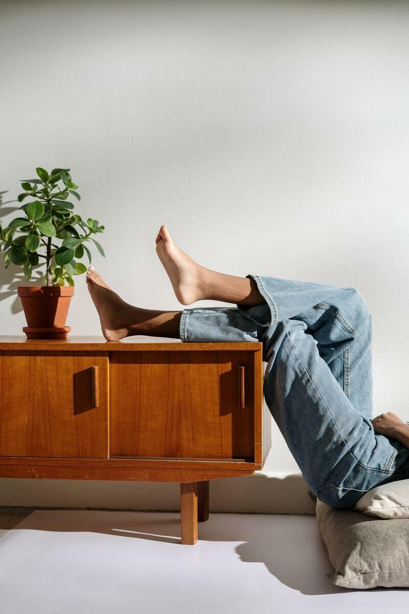 Doprajte oddych aj svojim nohám.