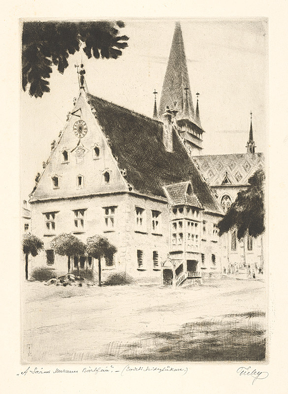 Koloman Tichý – Múzeum v Bardejove