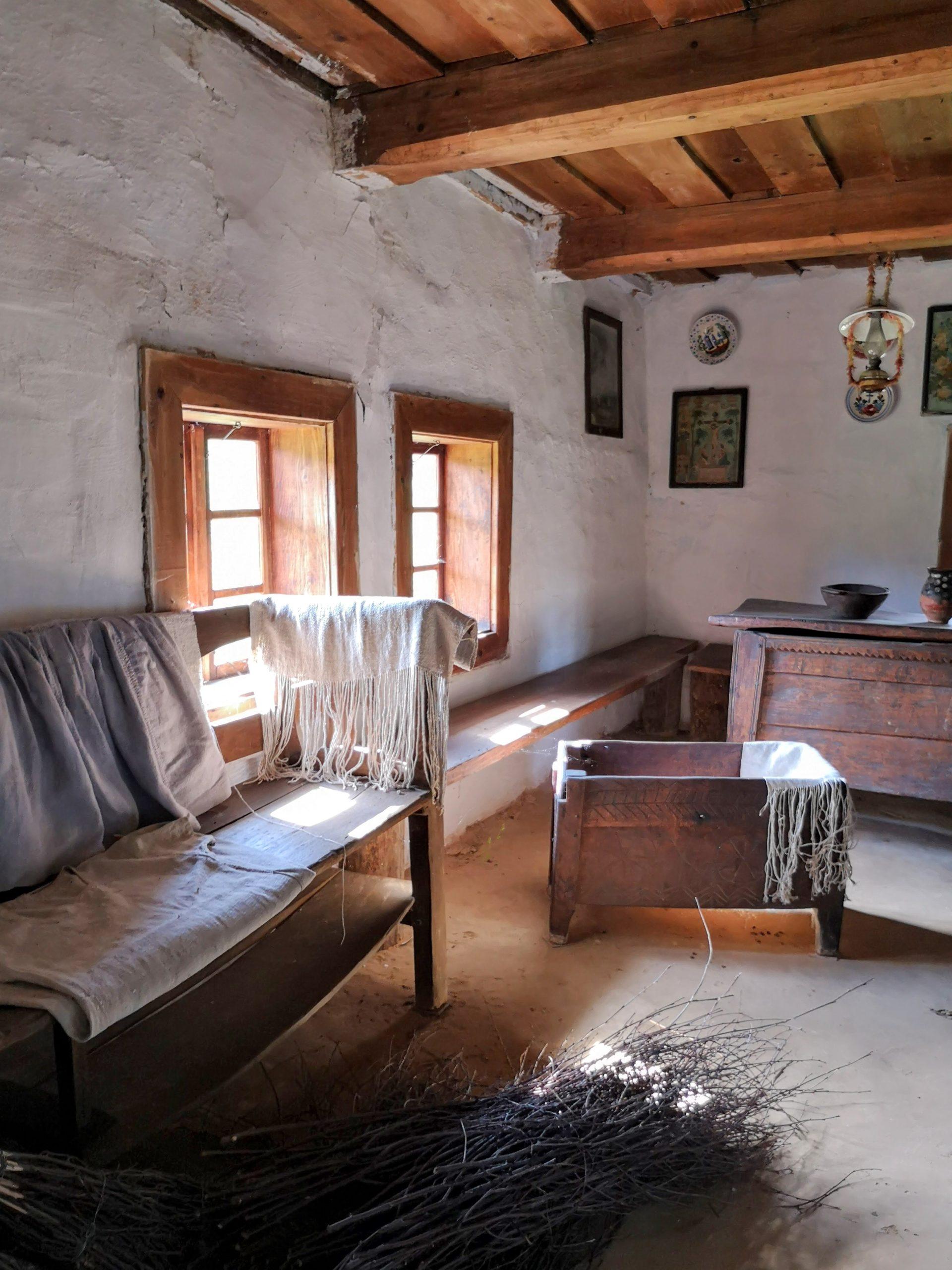 Interér obytného domu