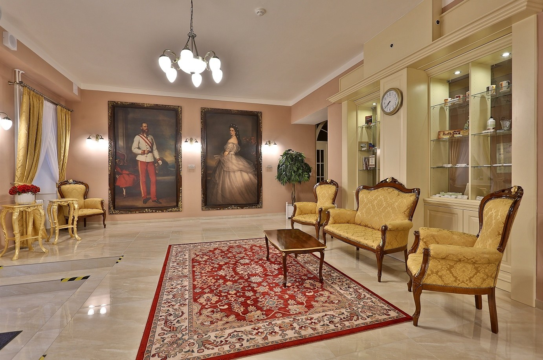 Muzeálny apartmán Sisi v Bardejovských Kúpeľoch