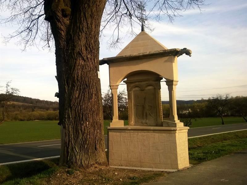 Pomník Gašpara Serediho