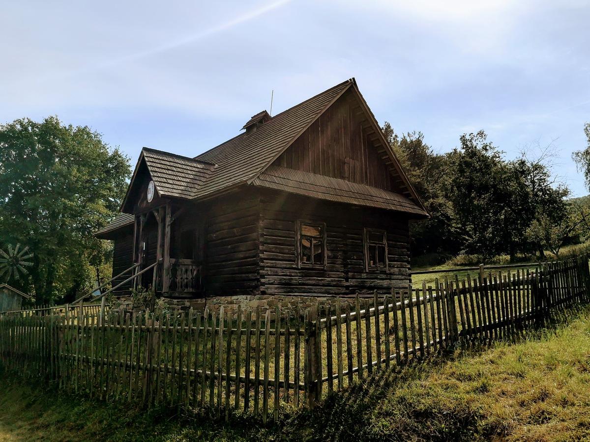 Štátna ruská ľudová škola z obce Kurov