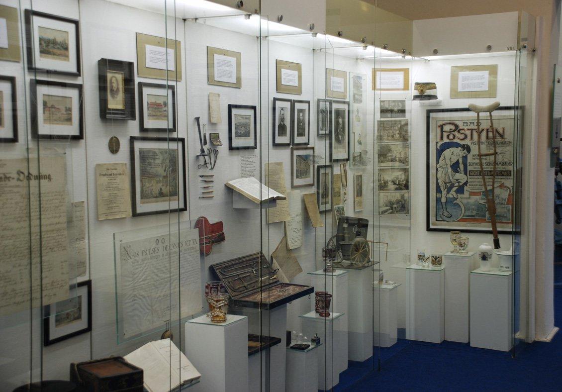 Budova hlavnej expozície múzea
