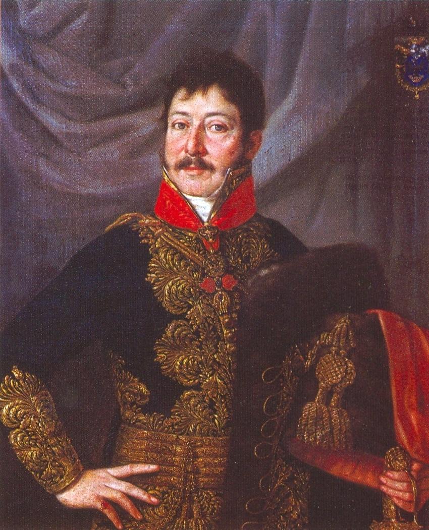 Štefan Ilešházy, portrét