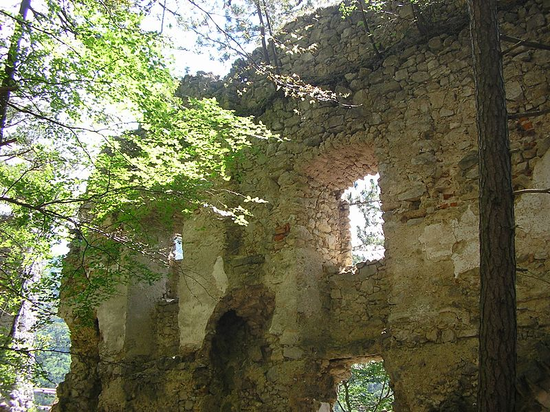 Hrad v lete