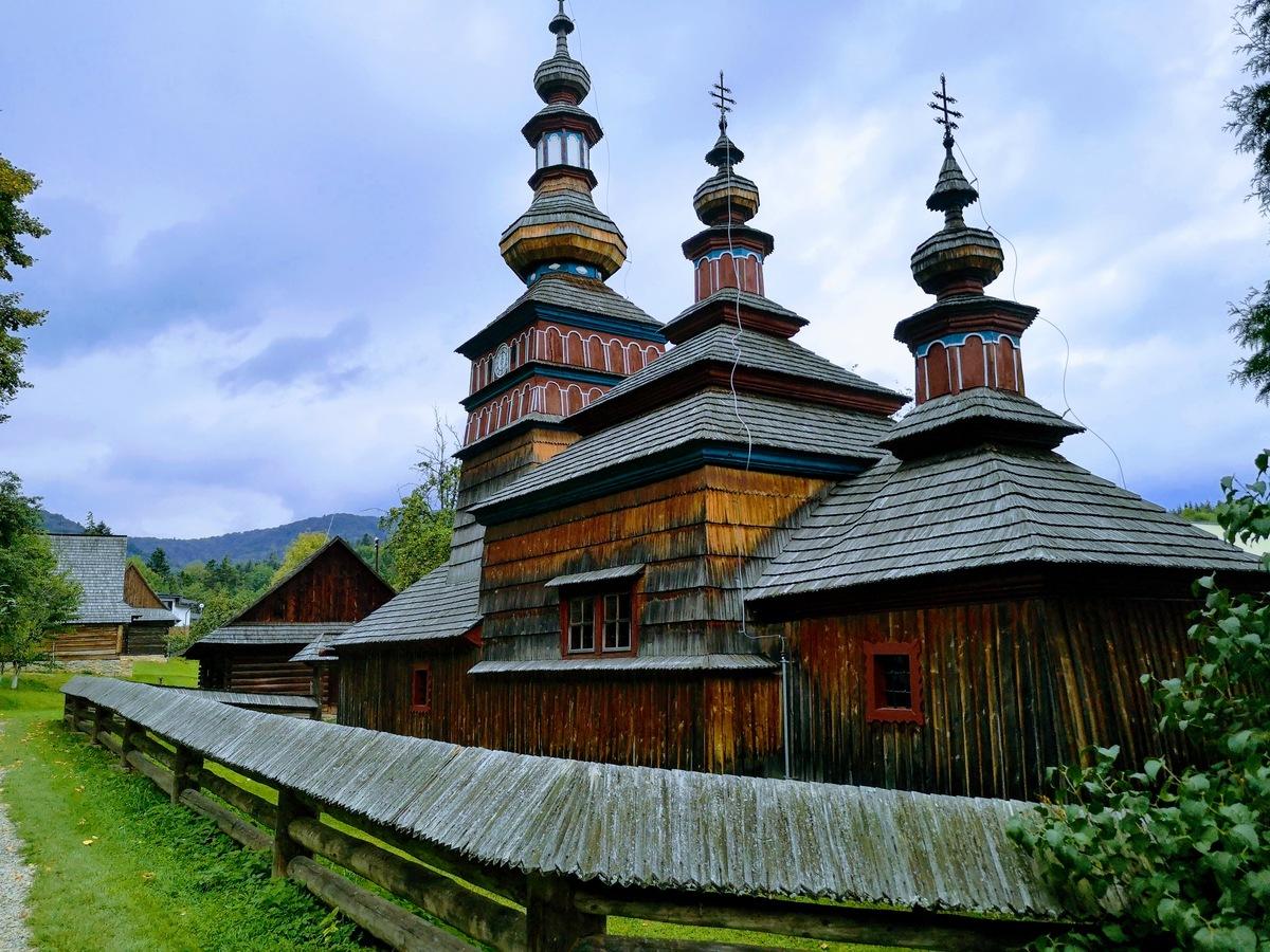 Kostol z Mikulášovej