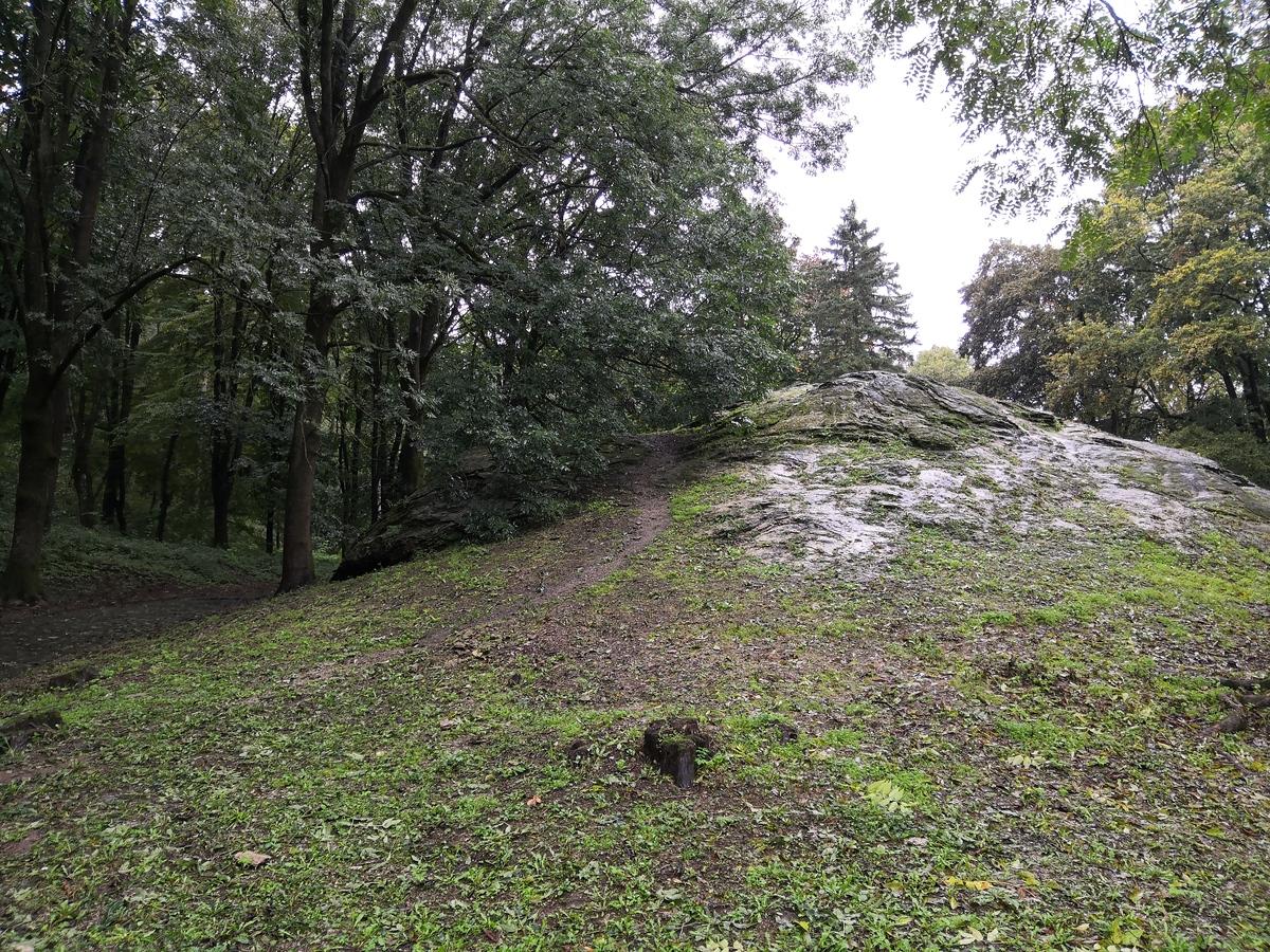 Náučný chodník Dudinské travertíny - lesopark