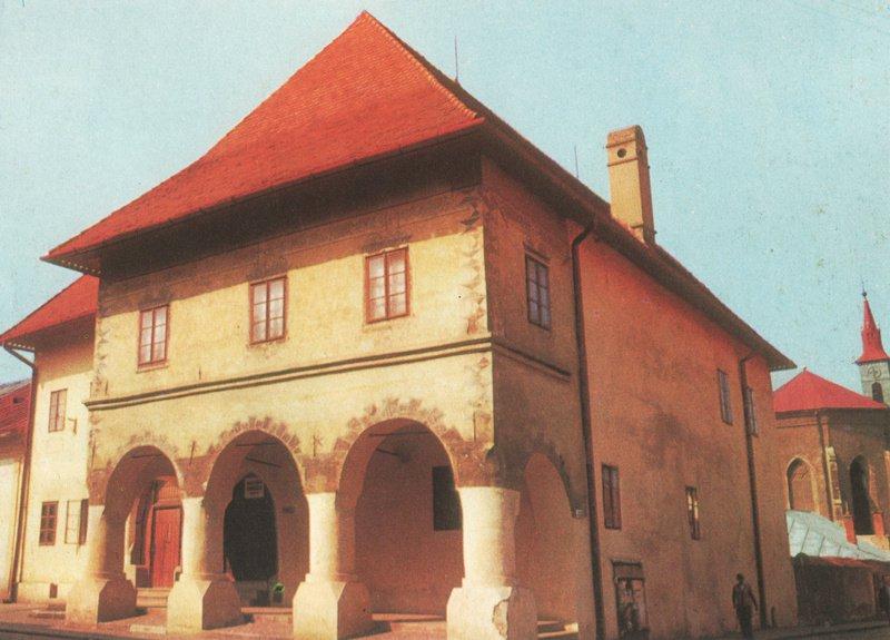 Rodyho dom, Bardejov