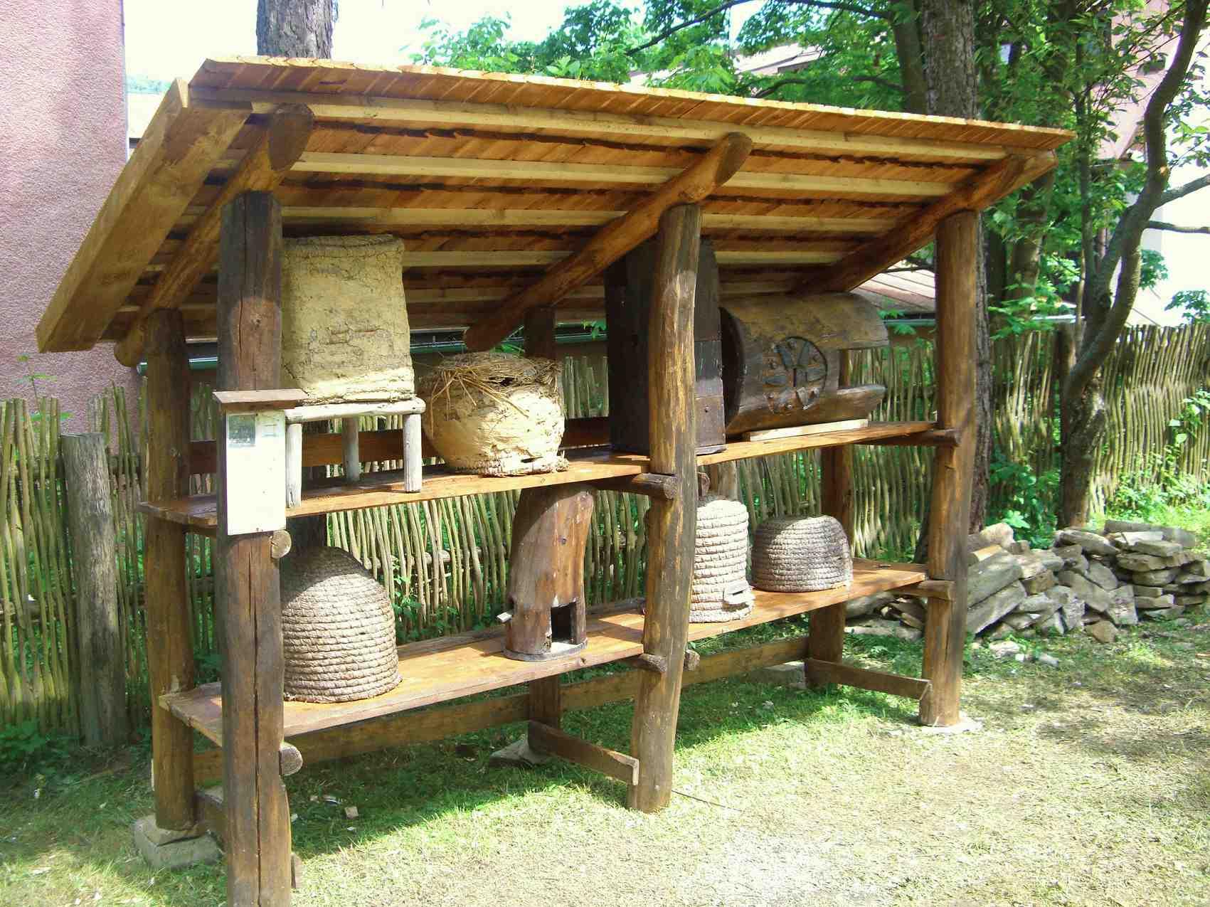 Včelín z Valkova