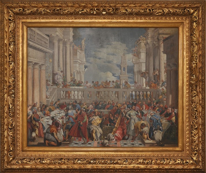 Obraz, expozícia vo Vile dr. Lisku, Piešťany
