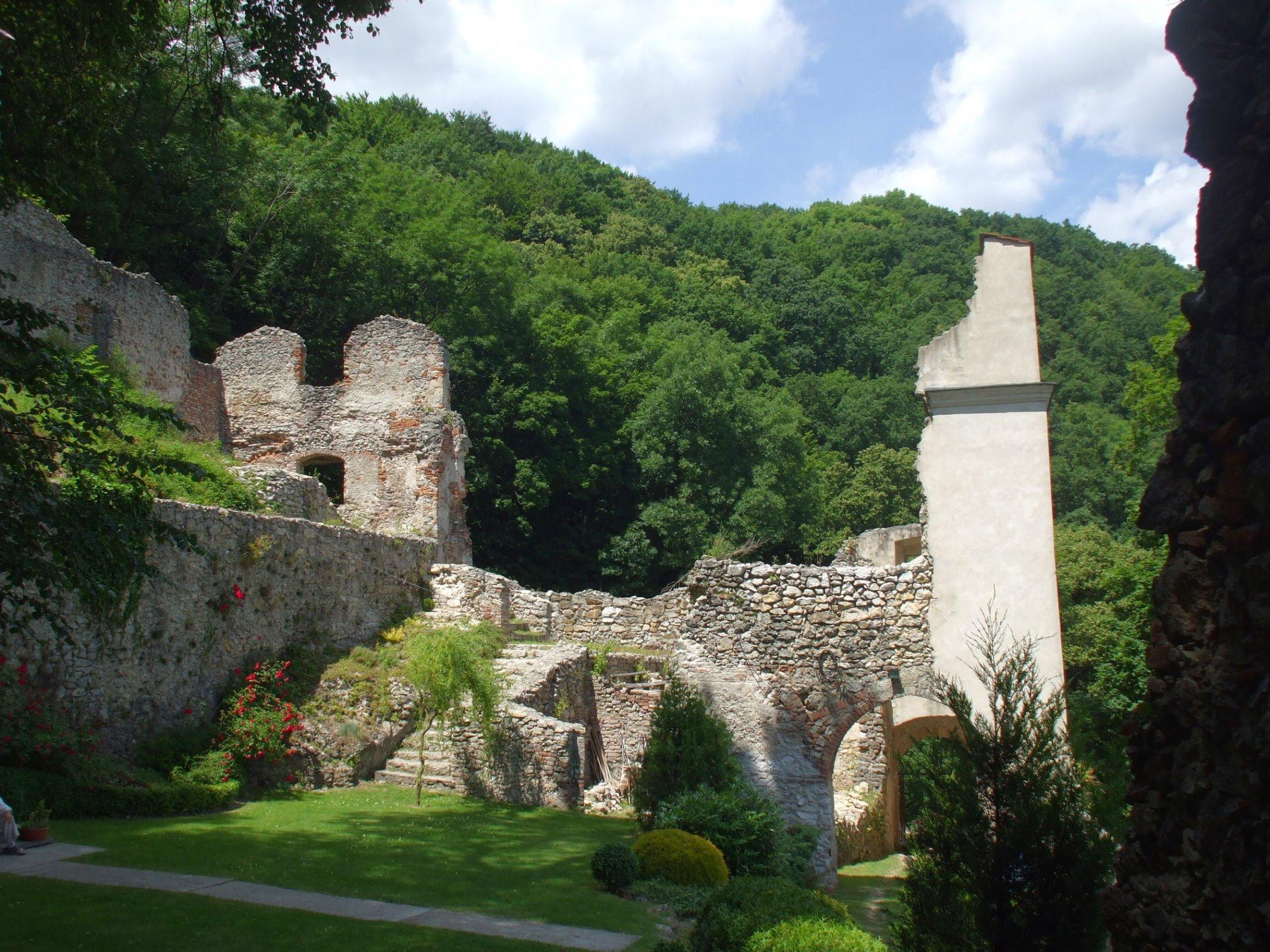 Areál kláštora