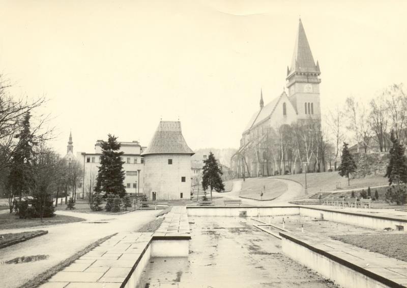 Bardejov na historickej fotografii