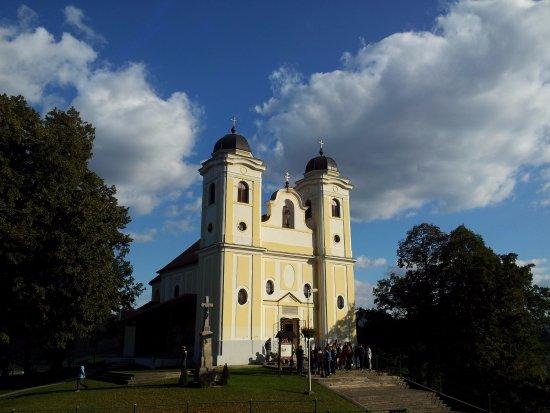 Diecezny kostol Sv. Andreja Svorada a sv. Benedikta na Malej Skalke
