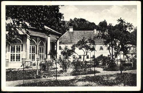 Kursalón na historickej fotografii