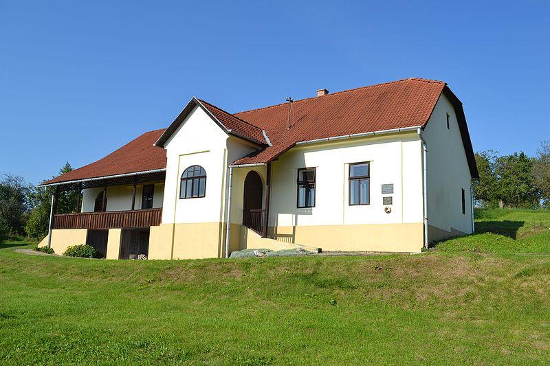 Pamätná fara Pavla Dobšinského v Drienčanoch