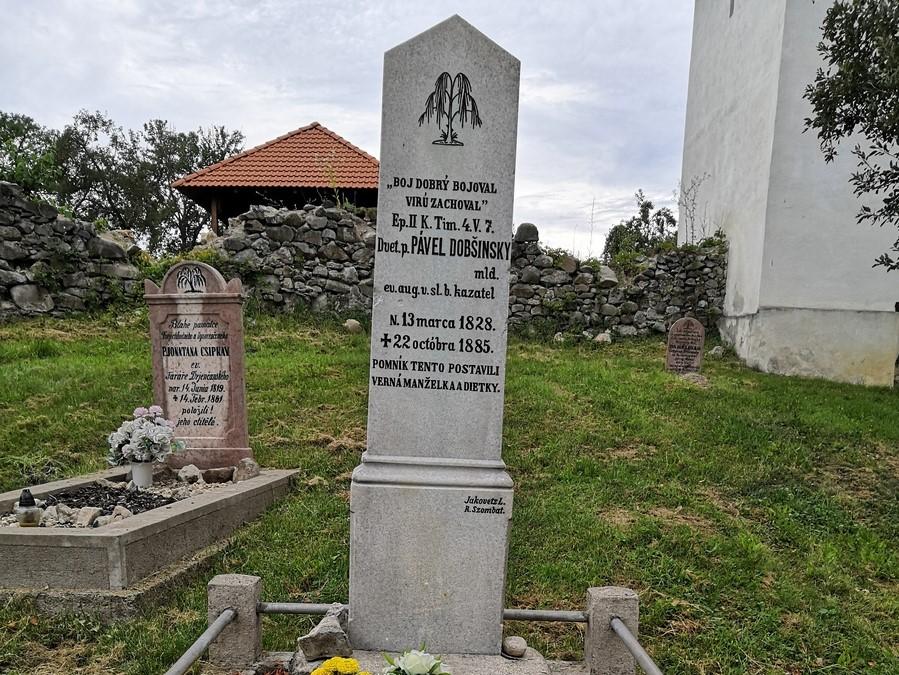 Pamätník Pavla Dobšinského