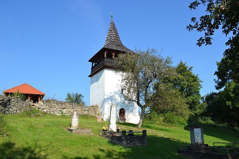 Renesančná zvonica v Drienčanoch