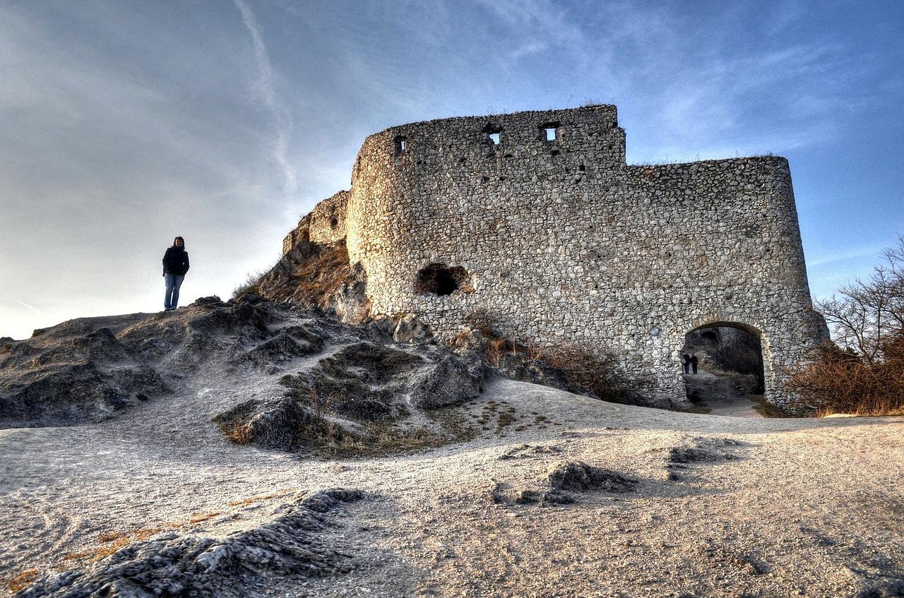 Zrúcanina hradu Čachtice