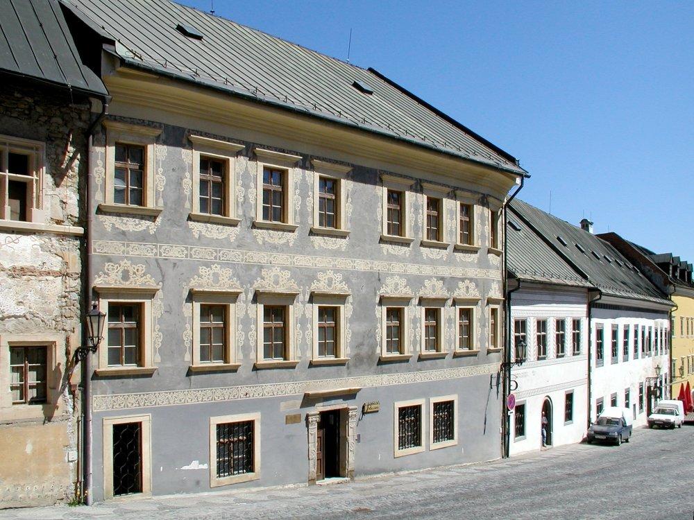 Budova galéria Jozefa Kollára