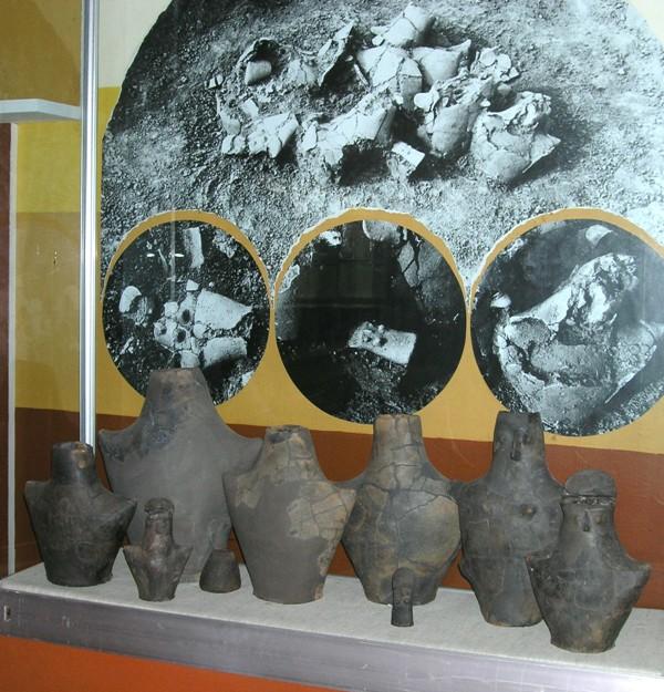 Zbierka archeologických predmetov