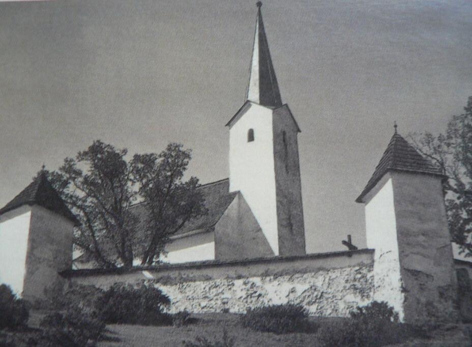 Kalvária na dobovej fotografii