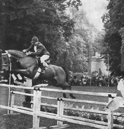 V parku sa v minulosti konali aj konske preteky