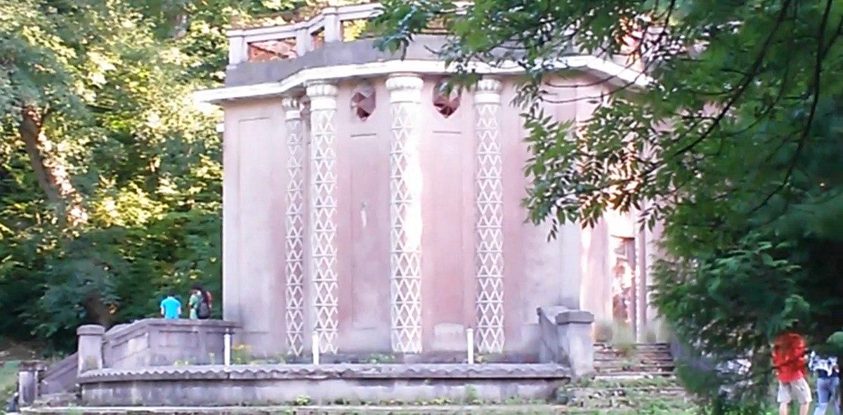 Elektráreň s fontánou - Kultúrna pamiatka