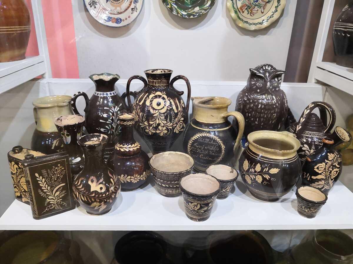 Historická expozícia v Baníckom múzeu v Rožňave