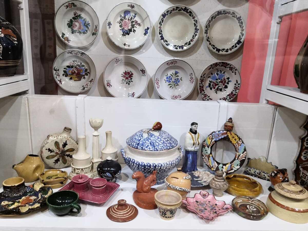 Zbierka bytovej kultúry a remesiel