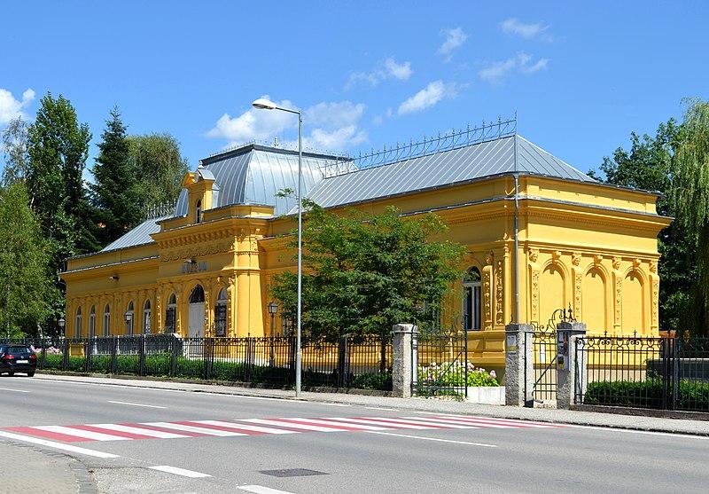 Budova Baníckeho múzea, Zážitkové centrum sentinel