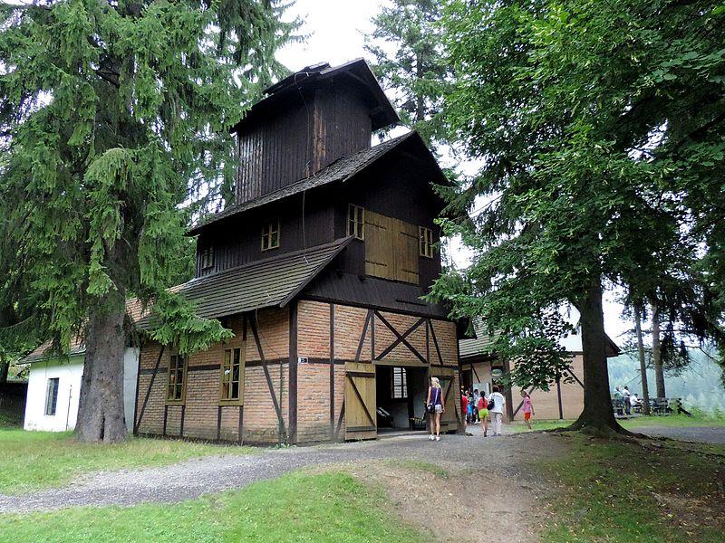 Banské múzeum v prírode, šachta Žofia