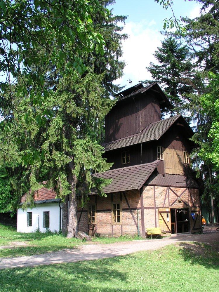 Banské múzeum v prírode - šachta Žofia