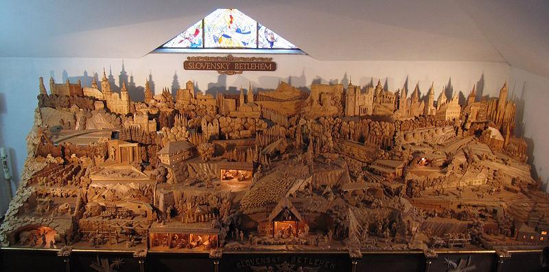 Betlehem v Rajeckej Lesnej