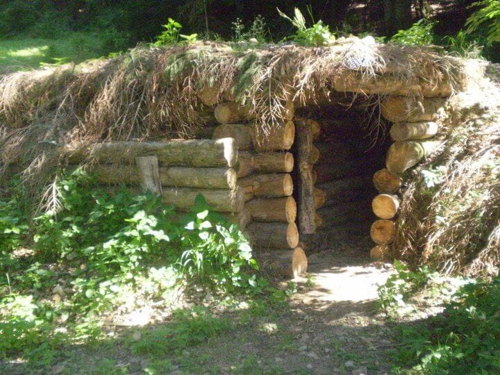 Kalište- bunker partizánskej nemocnice
