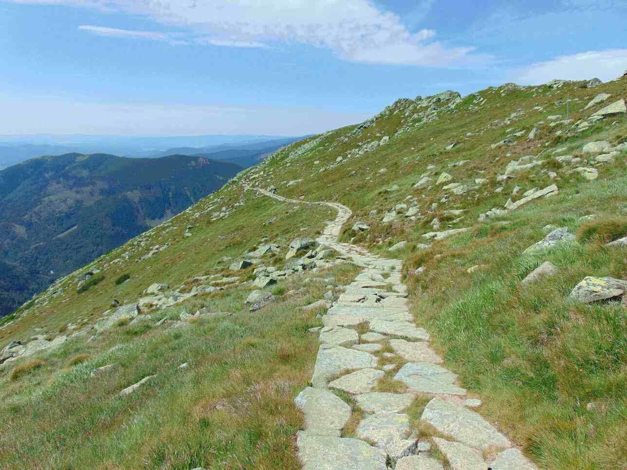 Krásy prírody cestou na Ďumbier