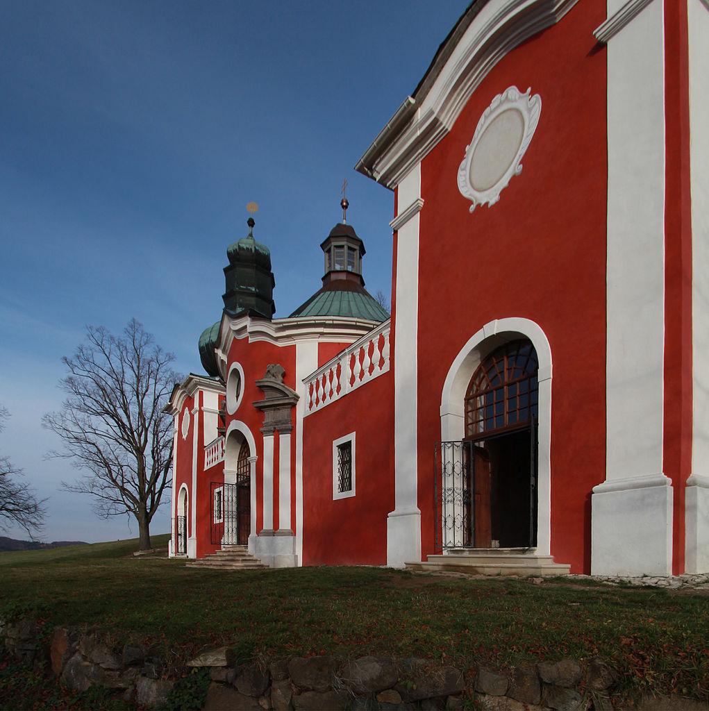 Dolný kostol kalvárie