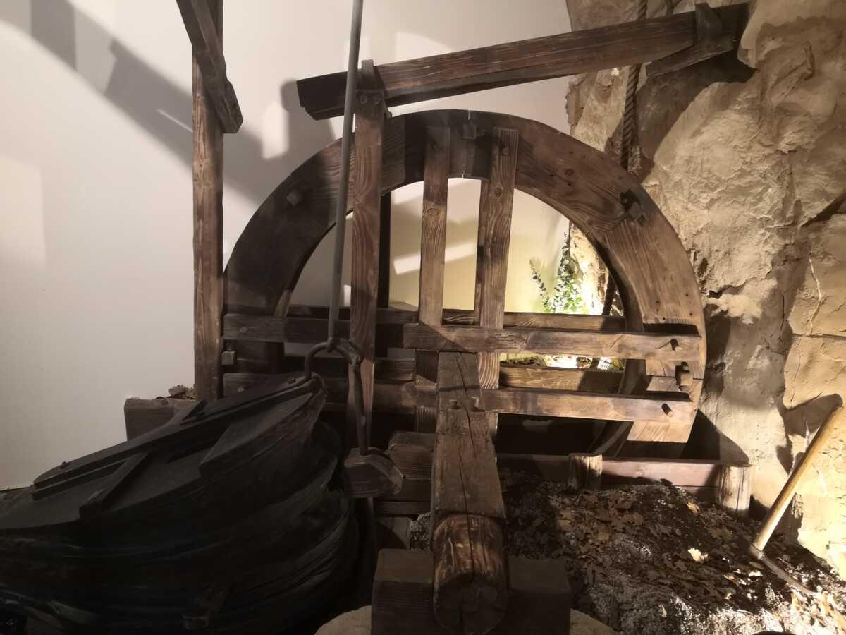 Expozícia baníctva a hutníctva Gemera, Zážitkové centrum sentinel