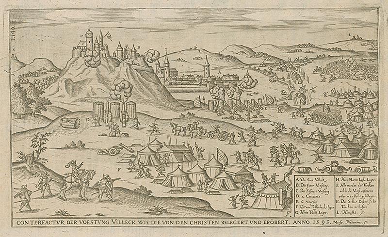 Rakúsky autor zo 16. storočia, Fiľakovo, SNG, 1593