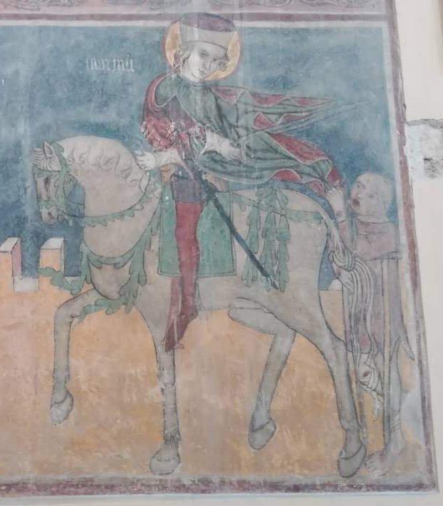 Fresky v Kostole sv. Jakuba