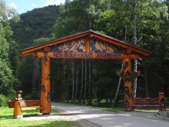Vstupná brána do Gaderskej doliny