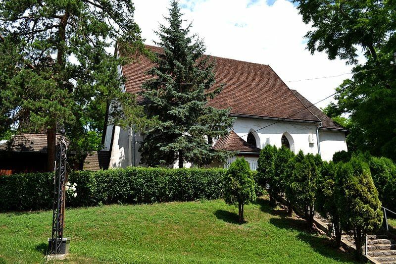 Kostol Reformovanej kresťanskej cirkvi