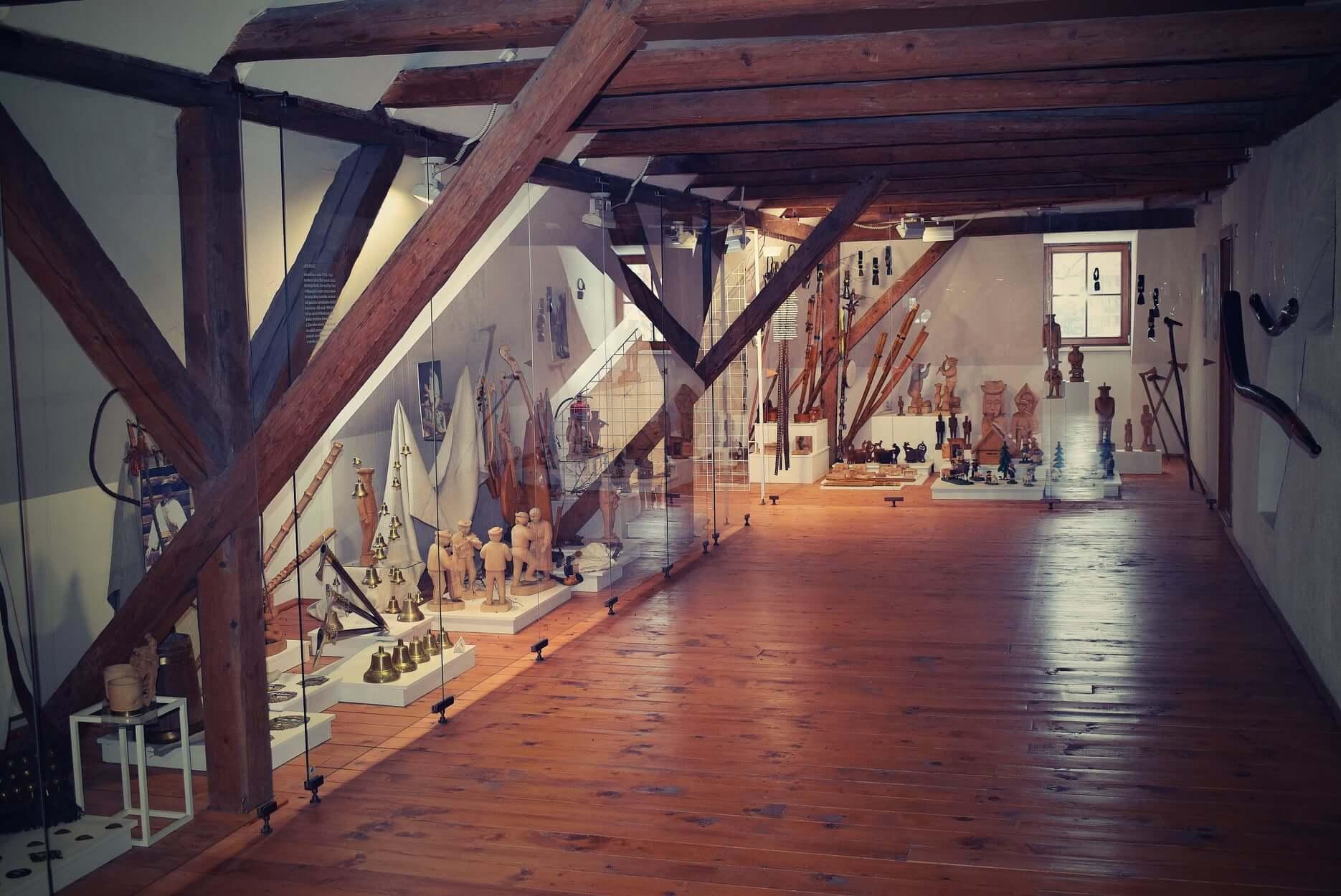 Jedna z expozícii múzea