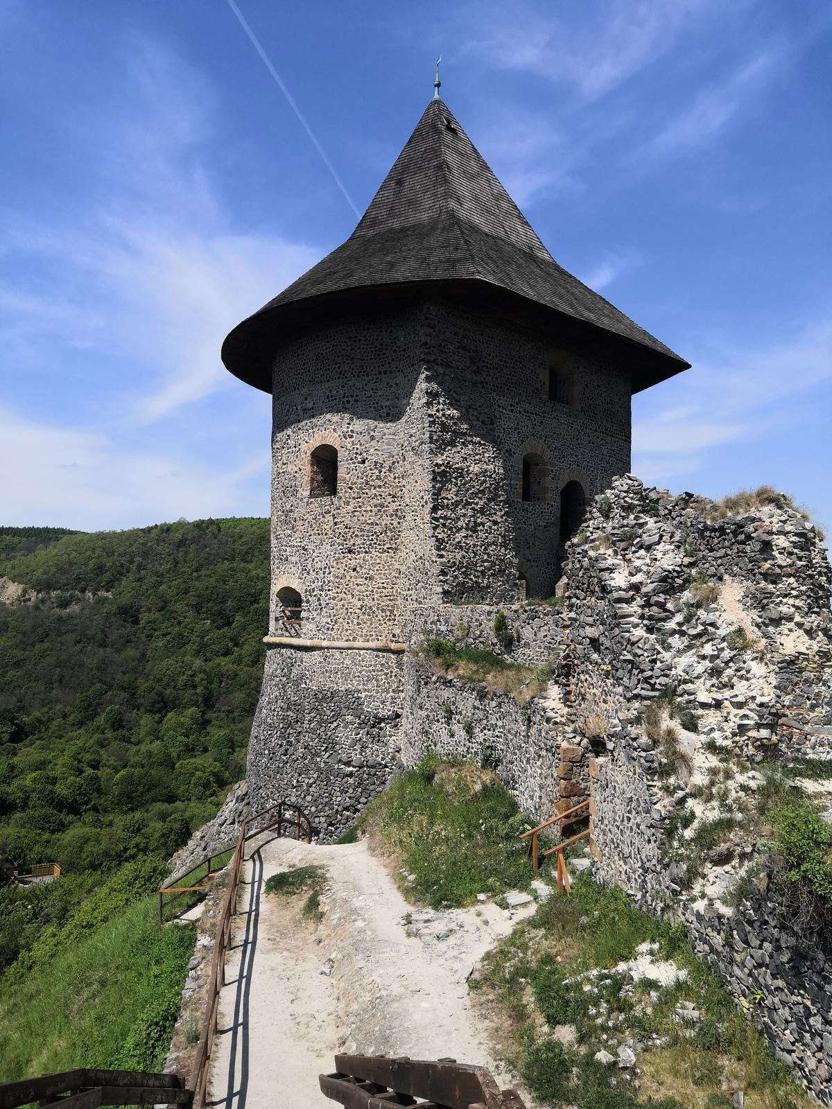 Okrúhla veža z 15. storočia