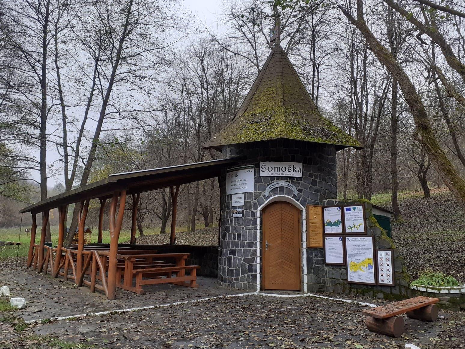 Šimonova veža – Šiatorská Bukovinka
