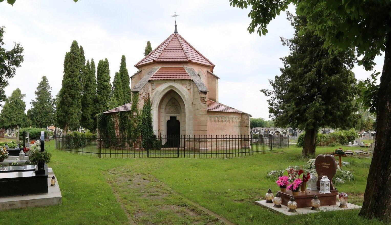 Hrobka rodiny Esterházyovcov