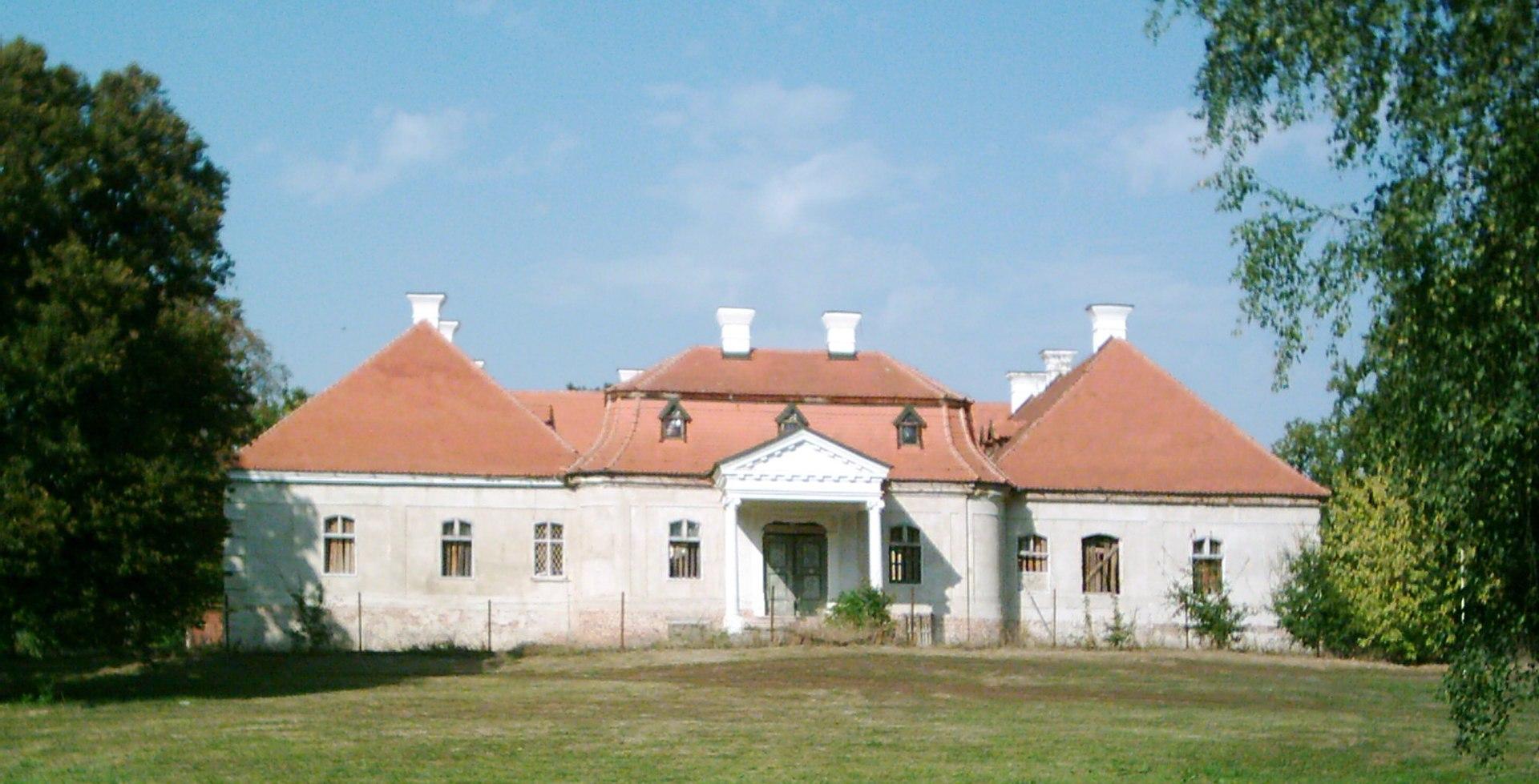 Esterházyovský kaštieľ v Želiezovciach