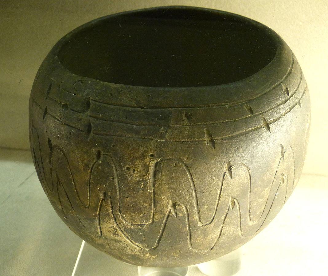 Keramika Želiezovskej kultúry