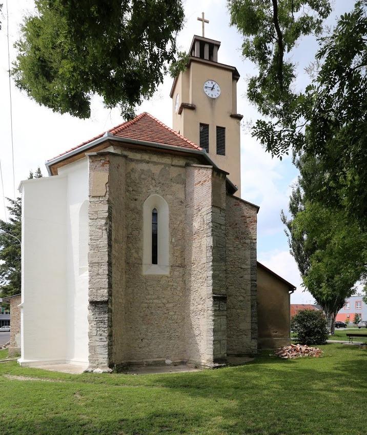 Kostol sv. Jakuba v Želiezovciach